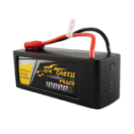 Tattu Plus 10000mAh 22.2V 25C 6S1P Lipo Battery Pack