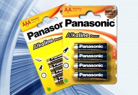 5ca310f47 Pack de 48 pilas alcalinas Panasonic AAA - www.mercadorc.es