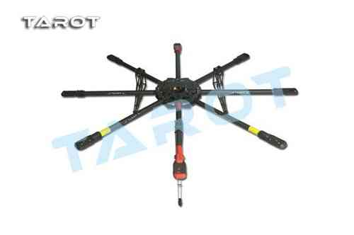 Tarot IRON MAN 1000S Oct-Copter Frame Set