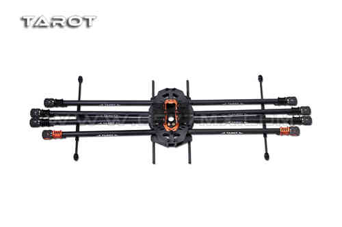 Tarot T15 Foldable Oct-copter Kit