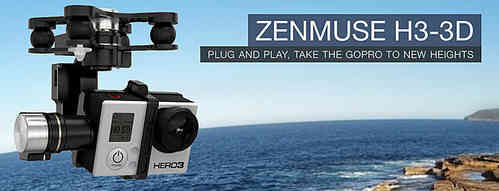 Zenmuse H3-3D