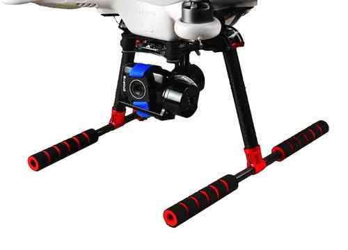CF DJI Phantom landing gear