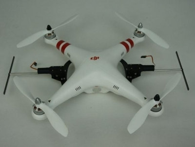 DJI Phantom V1& V2 electric retractable landing gear