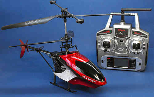 4 Channel 2.4Ghz LED Helicopter CX013