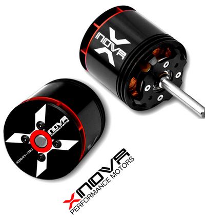 XNOVA 4535-520kv 4+4 YY with 1.6mm thick wire