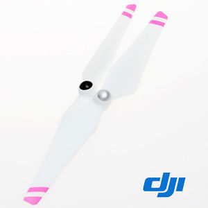 9450 Self-tightening Rotor(White With Pink Stripes)