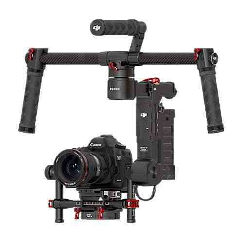 DJI Ronin M - Lightweight and Compact Handheld Gimbal for DSLR Cameras