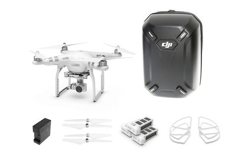 Phantom 3 Advanced Everything You Need Kit (Hardshell Backpack)