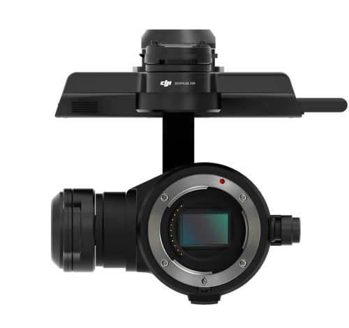 ZENMUSE X5R Part 1 Gimbal and Camera(Lens Excluded)