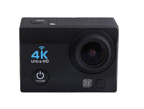 AC3H-1(4K+RF+Night Vision) Sports action camera Black