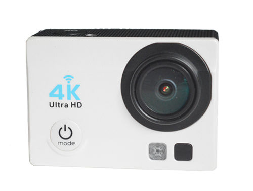 AC3H-1(4K+RF+Night Vision) Sports action camera White