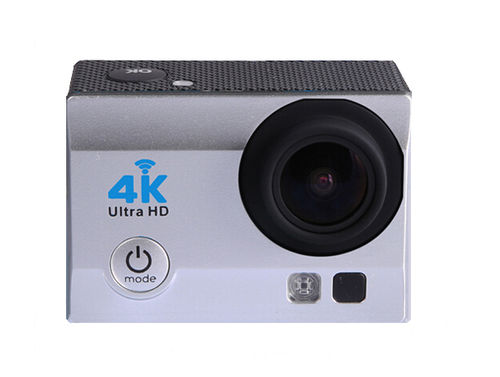 AC3H-1(4K+RF+Night Vision) Sports action camera Silver
