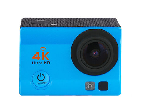 AC3H-1(4K+RF+Night Vision) Sports action camera Blue