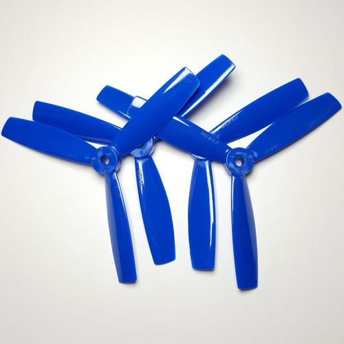 DAL 5045BN BULLNOSE TRIBLADE PROPS (BLUE)