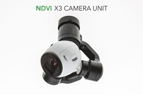NDVI Camera Unit for Inspire 1 and Matrice 100, 600