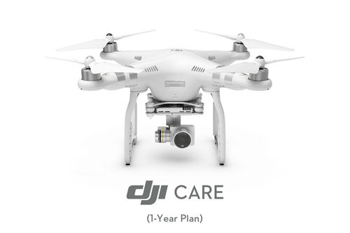 DJI Care (Phantom 3 Advanced) 1-Year Plan