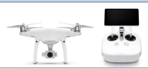 DJI Phantom 4 Pro (Includes Display)