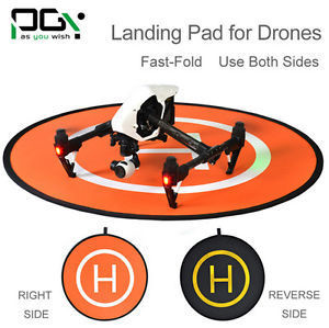 Landing pad for drones DJI Phantom Inspire 1