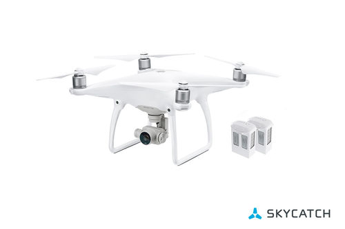 DJI Phantom 4 Pro Reality Capture Package