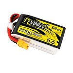 Tattu R-Line Version 3.0 2000mAh 14.8V 120C 4S1P Lipo Battery Pack with XT60 Plug